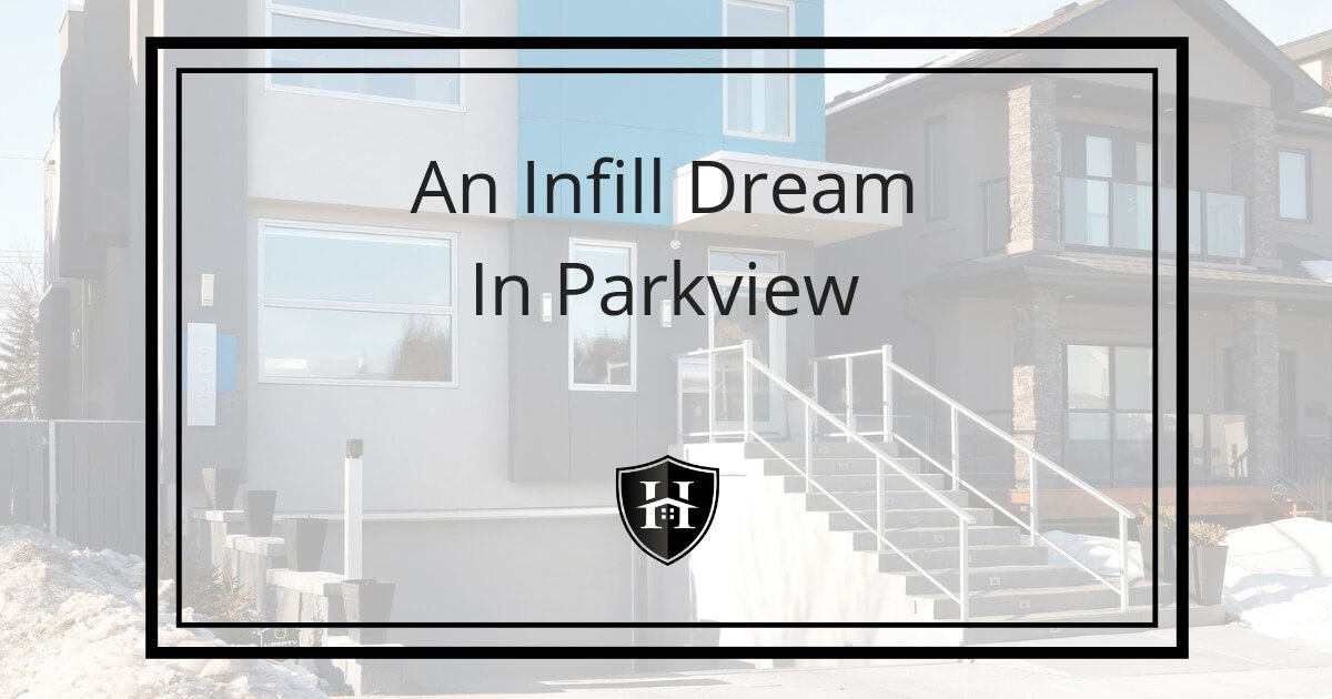 Parkview Infill Home Edmonton - Holland & Associates